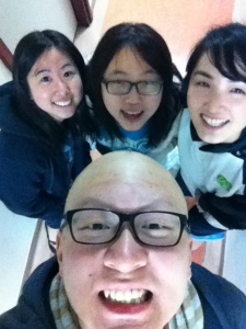 Judy's birthday!!!! <3 <3 only leowong can take camwhore shots from the top haha